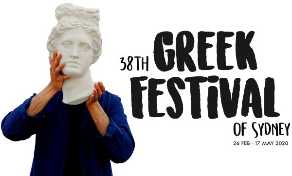 38th Greek Festival Of Sydney Logo