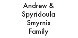 Andrew & Spyridoula Smyrnis Family